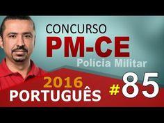 Concurso PM CE 2016 PORTUGUÊS - Polícia Militar do Ceará # 85