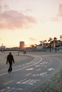 Long Beach California by The Analog Eye, via Flickr