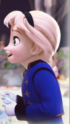 Walt Disney Princesses, Disney Princess Frozen, Elsa Frozen, Elsa And Hans, Anna Y Elsa, New Disney Movies, Disney Art, Frozen Fan Art, Frozen Pictures