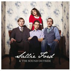 Sallie Ford & The Sound Outside - Dirty Radio (2010). This is a photo from the inside flap, not the cover (an illustration of a dirty radio). I want you to see them because this is a real band. They sound like no one else; Sallie sings like no one else. You don't hear much about bands like this because the music industry thinks you can only take the same generic shit. They might be right. Most people don't care about the ingredients in their food, or their music. A great album. (KevinR@Ky)