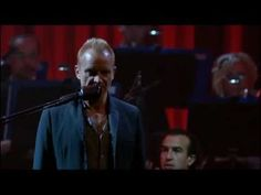 "Russians"" - Sting w/ Royal Philharmonic Orchestra 2010 - Live Music Video"