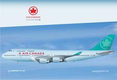 Air Canada B747