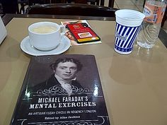 ...coffee and some mental exercises.