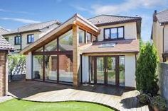 Image result for 3 bed semi extension example plans
