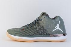 Air Jordan 31 Low 'Camo' - EU Kicks: Sneaker Magazine
