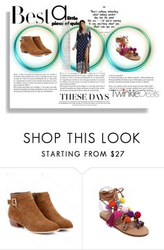 """twinkledeals"" by wigcatherine ❤ liked on Polyvore featuring H&M and Whiteley"