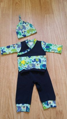 Baby- Outfits Gr. 56 :)