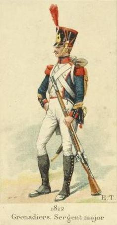 Grenadier - Eugene Titeux