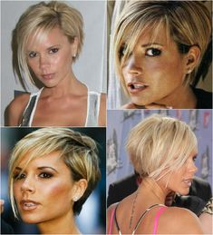 victoria beckham bob hairstyle | Time for another haircut, yes? | reginecelinaaa