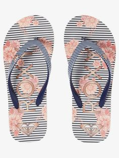Flip Flop Shoes, Kids Flip Flops, Summer Slippers, Summer Shoes, Cute Shoes, Me Too Shoes, Womens Flip Flops, Skateboard Art, Tennis