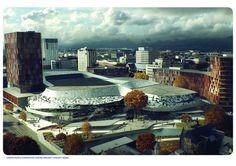 Woods Bagot Reveals Plans for Christchurch Convention Centre