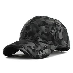Won t Let You Down Men and Women Baseball Cap Camouflage Hat Gorras  Militares Hombre Adjustable Snapbacks Caps 608cdb353f2