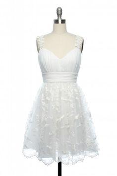 Swan Lake Princess Dress in White