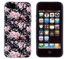 iPhone 4S Case, DandyCase PERFECT PATTERN *No Chip/No Peel* Flexible Slim Case Cover for Apple iPhone 4S / 4 - LIFETIME WARRANTY [Vintage Pink & Navy Floral] DandyCase http://www.amazon.com/dp/B00PGB5RM4/ref=cm_sw_r_pi_dp_pX9Cub1PE0XAH