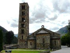 Iglesia Sant Climent de Taüll - Taüll (España)