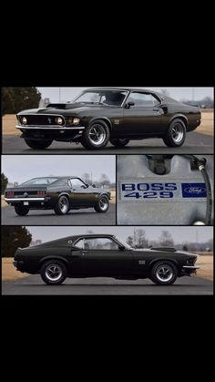 Pin By Mustang Jones On Mustang Boss Custom Muscle Cars Mustang 1968 Ford Mustang Fastback, Ford Mustang Bullitt, Mustang 1964, Ford Mustang Boss, Mustang Cars, Ford Mustangs, Custom Muscle Cars, Pretty Cars, Ford Classic Cars