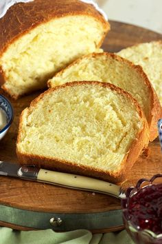 Easy to make, buttery and tender, this is the BEST Brioche bread recipe around. Simply perfect in every way. | @suburbansoapbox