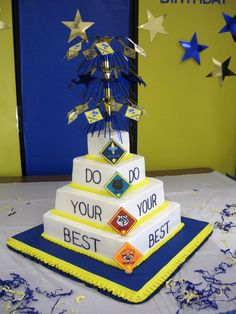 cub scout cakes - Bing Images