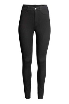 Pantalon Taille haute   H M Jean Taille Haute Femme, Jean Slim Taille  Haute, Pantalon 4c3858138a2c