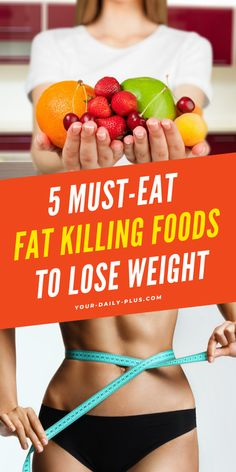 This pin is about the food which kill the fats from the body and helps in weight loss. Weight Loss Help, Easy Weight Loss, How To Lose Weight Fast, Lose Arm Fat, Lose Belly Fat, Abdominal Fat, Eat Fat, Fast Metabolism, Good Fats