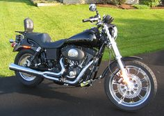 2001 Dyna FXDX. Harley shouldn't have stopped making them...