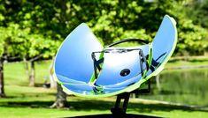SolSource Sport, la cocina solar portátil cero emisiones que es cinco veces más rápida que una parrilla