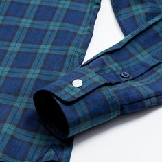 Blackwatch tartan hails from the bonnie hills of Scotland! It's been around for hundreds of years and it's still in style! We've jazzed this shirt up with white corozo nut buttons.  #blackwatch #tartan #plaid #classicstyle #fw2016 #menswearinspired #androfashion #buttonup #buttondown #androgynous #shirt #corozobuttons #corozo #flannel #tomboy #tomgirl