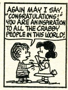 Everything I Need to Know, I Learned From Lucy van Pelt