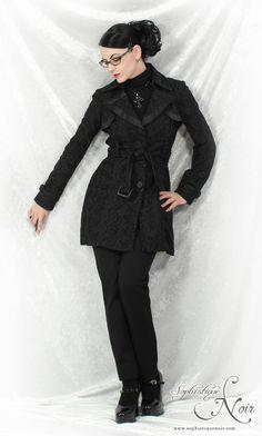 office wear with style Corporate Goth, Modern Goth, Goth Accessories, Goth Look, Weekend Outfit, Gothic Fashion, Dark Fashion, College Fashion, Office Wear