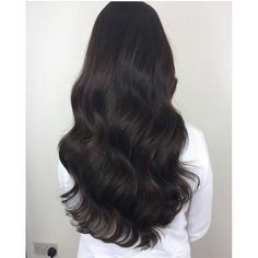 100 Human Remy Hair Brown Color Front Lace Wigs with Baby Hair - Hair - Brown Blonde Hair, Brunette Hair, Dark Brown Long Hair, Soft Black Hair, Pretty Hairstyles, Wig Hairstyles, Hairstyle Ideas, Medium Hairstyles, Formal Hairstyles