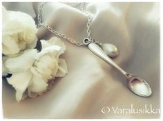 Varalusikkas classic and elegant Soul Spoon is my personal favourite. It is romantic, a little bit shabby chic even, but nevertheless very simple.