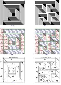 Labyrinth patterns   Product: Labyrinth Walk