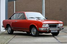 #Fiat #124 #Coupe #1600