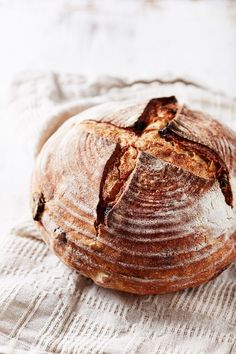 Fermented Sourdough Bread Recipe