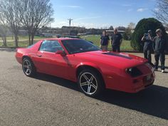 Classic Third Gen Camaro Restoration by Quarter Mile Muscle. When you need a high quality minded Restoration Shop, contact QMM today. Call QMM direct at (704)664-9544.