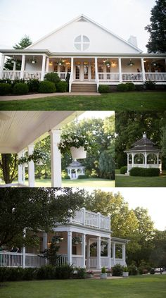 Hawthorne House wedding venue and reception venue in Parkville, Missouri.  Photos by Heather Brulez Photography