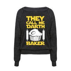 Darth Baker shirt