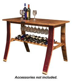 Napa East Collection Wine Country Tasting Table | Bass Pro Shops