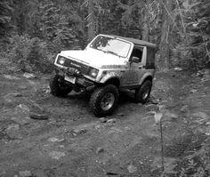 1986 Suzuki Samurai. Whipsaw Trail BC. 786b1da81c