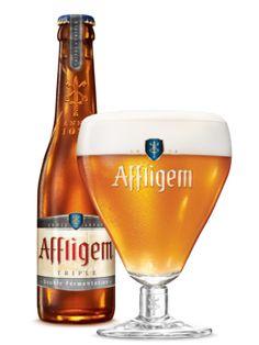 Affligem Triple - is een goudkleurige tripel met een alcoholpercentage van 9,5%