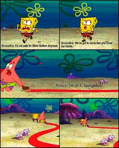 Spongebob Old School are the best =)