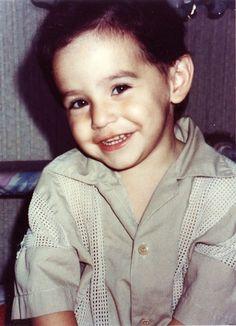 David Archuleta when he was three years old!...So cute!