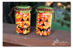 Sugar Bee Crafts: Quick Candy Gift