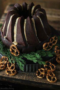 Merceditas Bakery: Bundt cake de chocolate y Guinness con glaseado de Baylis