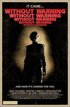 Without Warning (aka The Warning) (1980) -- Why is this movie still not available on DVD?