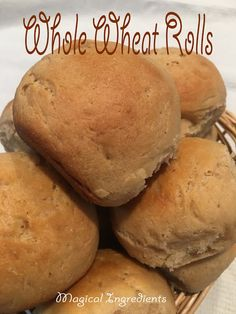 The Magical Ingredients for a Wholesome Life From the Heart of my Home: Whole Wheat Rolls # BreadBakers Irish Brown Bread, Whole Wheat Rolls, Whole Wheat Sourdough, Slider Buns, Messy Kitchen, Indian Kitchen, Soda Bread, Dry Yeast, Baking