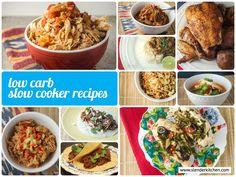 Sunday Slow Cooker:  Low Carb Crockpot Recipes | Slender Kitchen