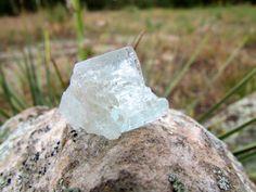 RAW AQUAMARINE Crystal  Natural Aquamarine by SequoiasRoots, $25.00