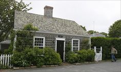 Sconset Old Cottage Nantucket  we stayed here with Mike, Hollie, Justin and my folks for Mike's graduation gift!