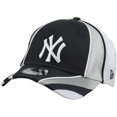 7c4a01f1bb8 Sports   Outdoors - Caps   Hats · MLB New Era New York Yankees 39THIRTY  Speed Stretch Mesh Hat - White by New Era
